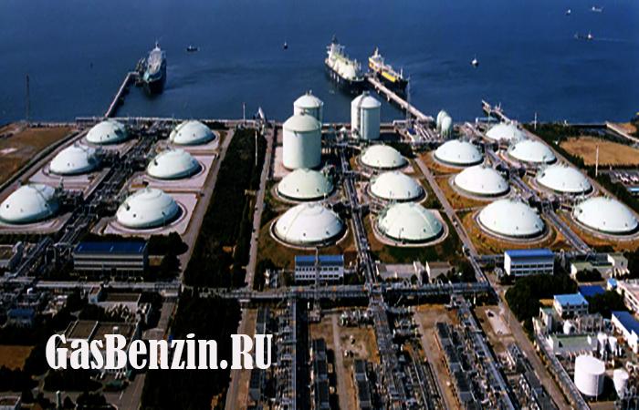Китай получит контракт на строительство терминала по импорту СПГ