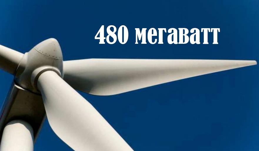 Крупнейший ветрогенератор будет построен в Техасе в этом году