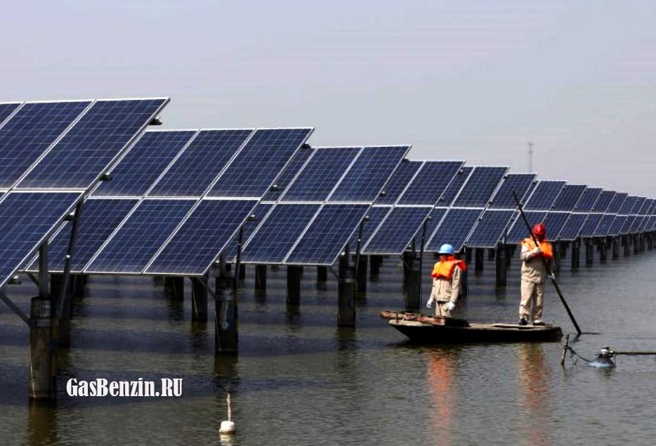 Китай подталкивает регионы к максимальному использованию возобновляемой энергии