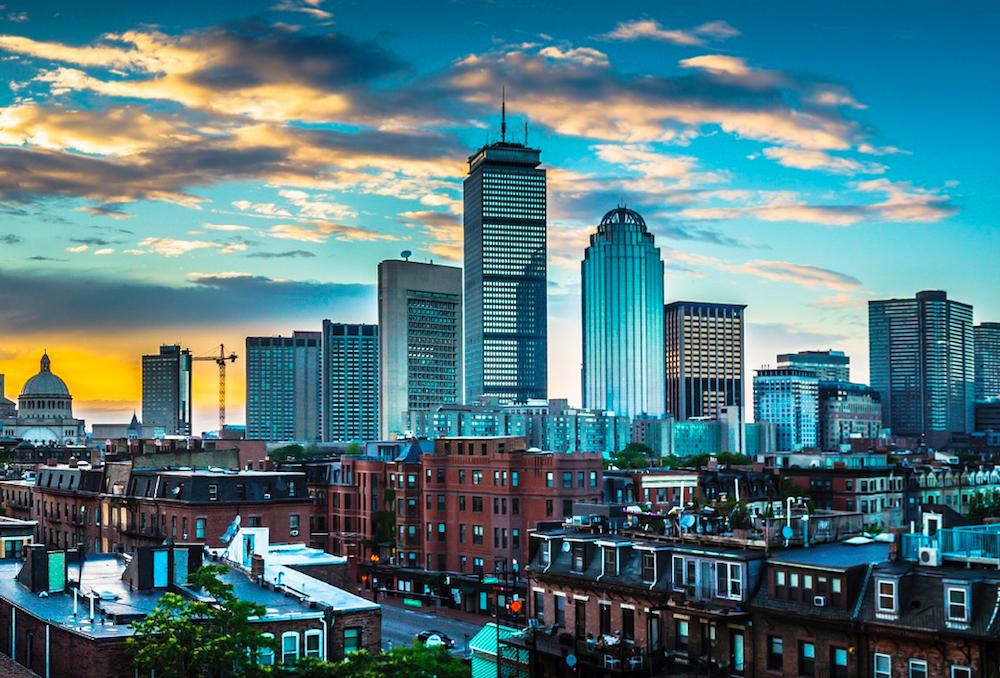 Изменение законодательства Бостона потребует нулевых выбросов от новых зданий
