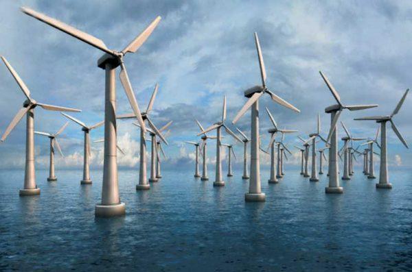 Консорциум выделяет 2,6 миллиона долларов на строительство крупных оффшорных ветряных турбин в США.