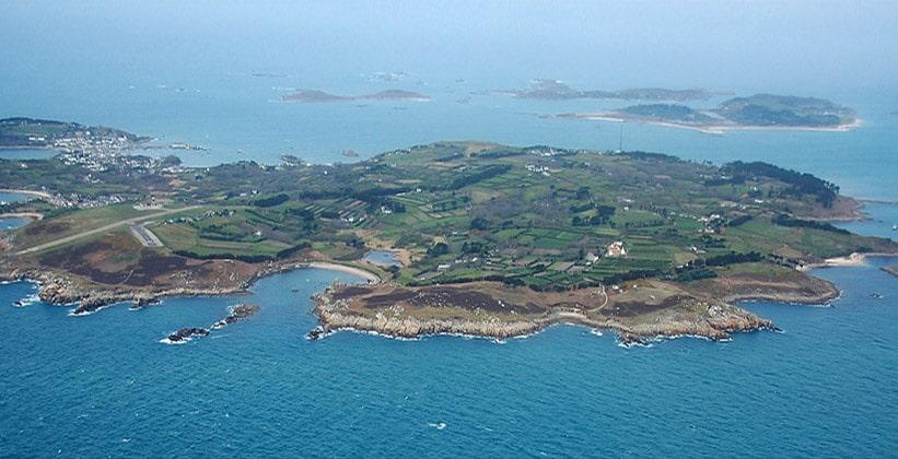 Архипелаг у побережья Англии изучают на предмет использования энергии приливов.