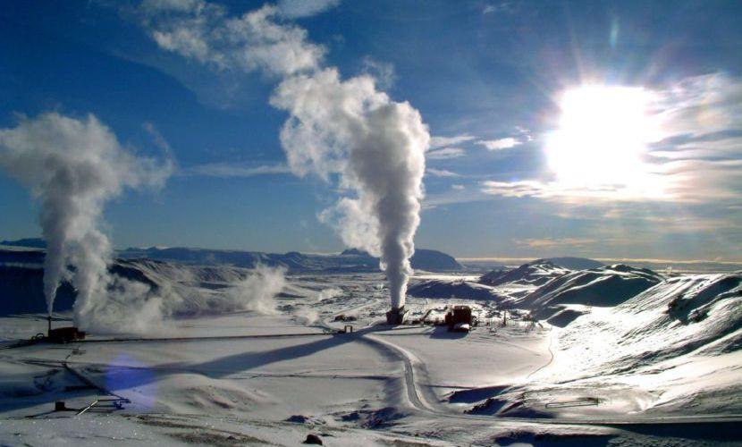Нефтяные гиганты, такие как Chevron и BP, инвестируют в геотермальную энергию.