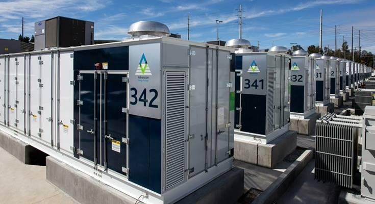 Agilitas Energy начинает строительство хранилища энергии в Род-Айленде