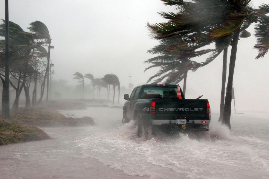 Учёные утверждают что изменение климата вызывает катаклизмы