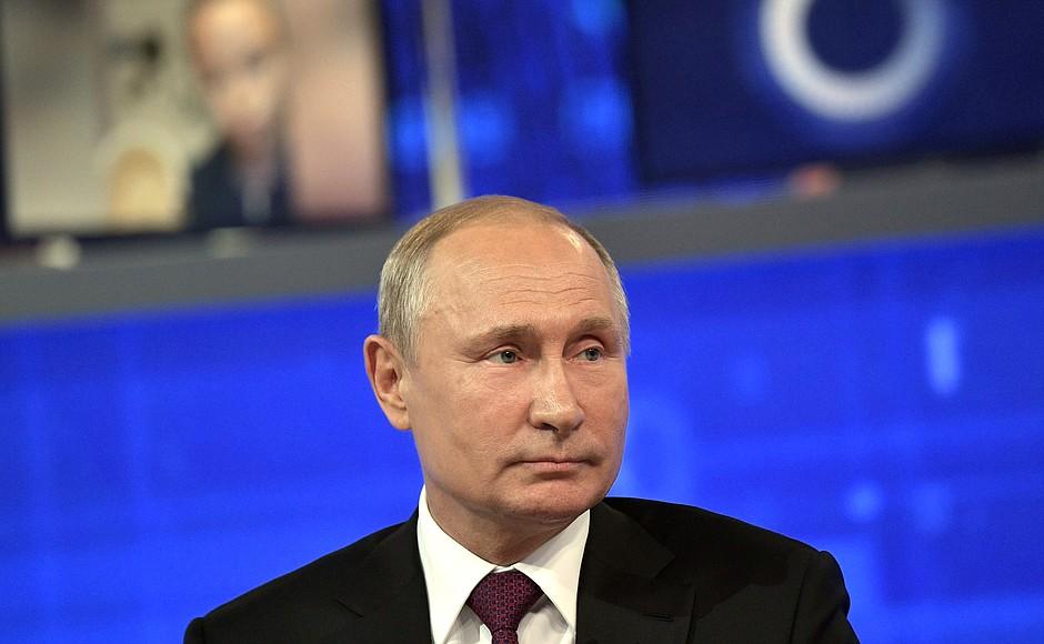Путин высказался о мировой энергетике и угрозе для червей