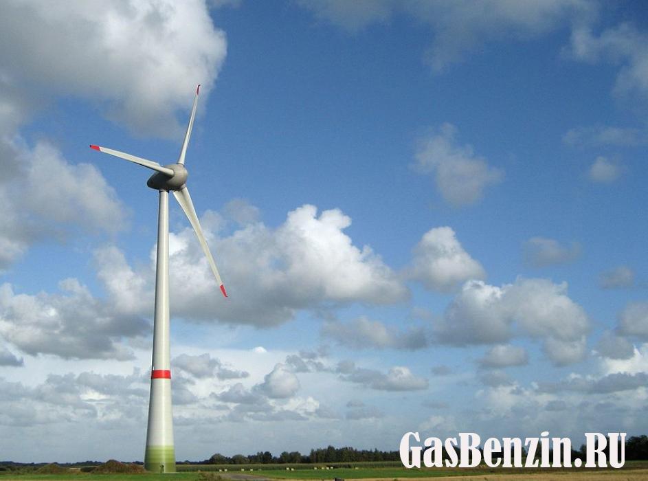 Китай начал разработку ветровой турбины мощностью 10 МВт