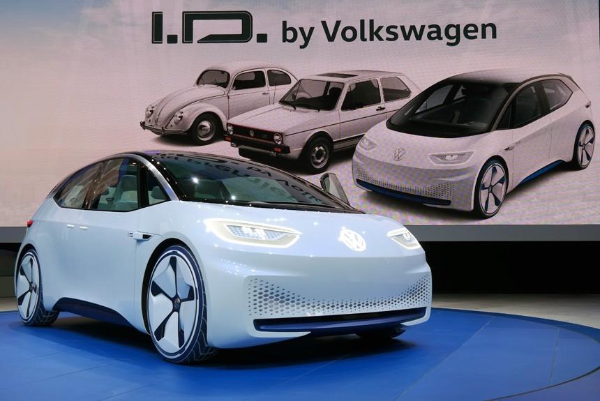 Генеральный директор Volkswagen заявил что скоро обгонит Tesla