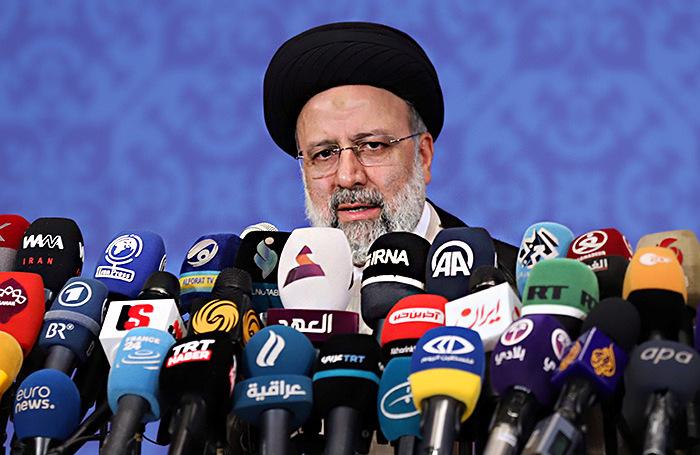 Президент Ирана Раиси исключает встречу с Байденом.